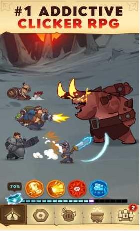 almost-a-hero-apk-mod